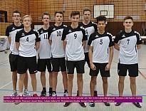 Die Volleyballmannschaft
