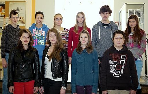 Teilnehmer an der Regionalakademie 2013